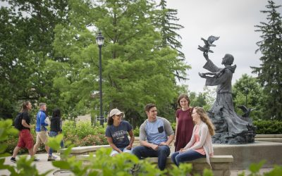Ten Ways to Make The Most of Your College Visit