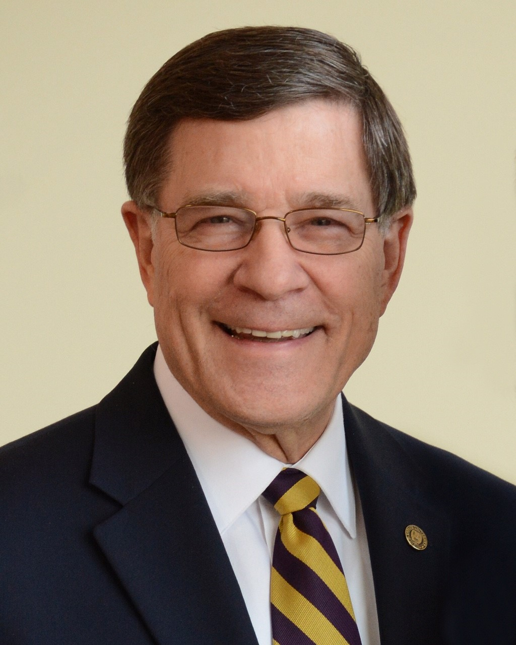 Eugene B. Habacker will be inducted into The Indiana Academy on October 15, 2018.
