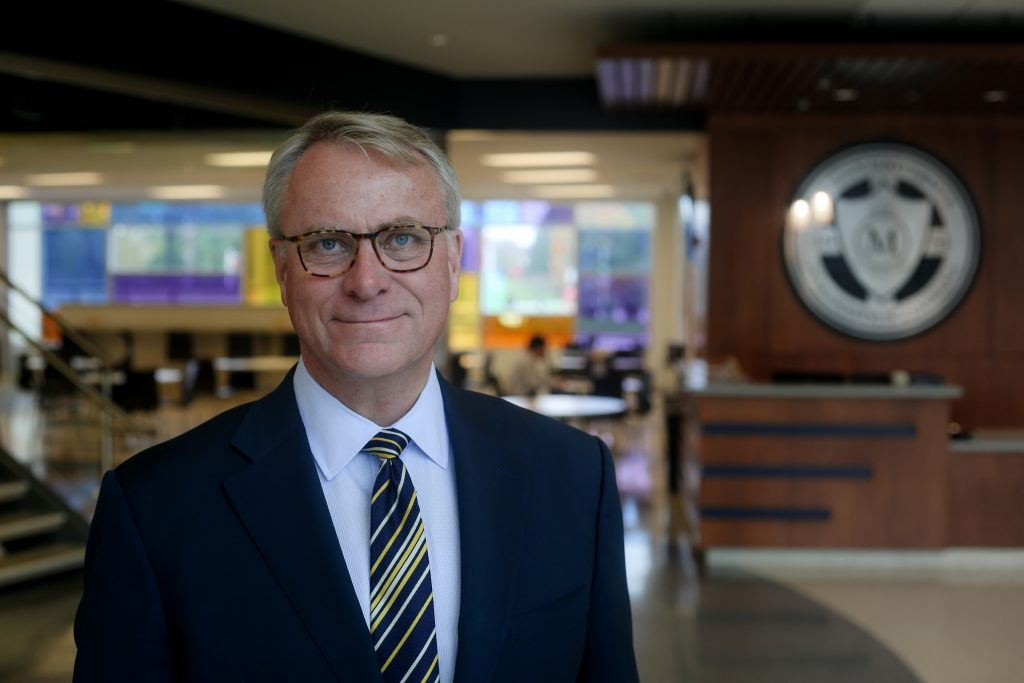 Marian University extends President Daniel J. Elsener's contract