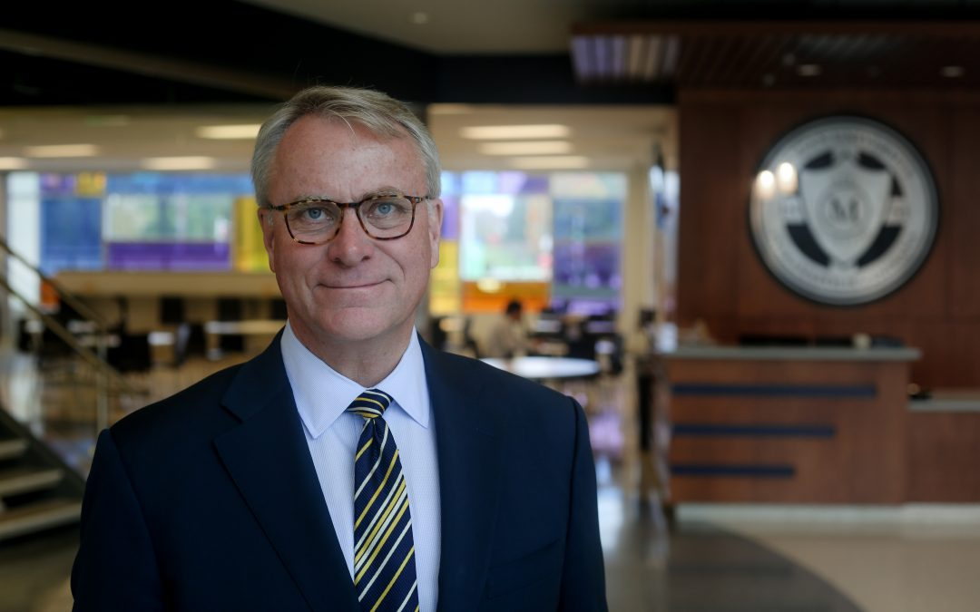 Marian University extends President Daniel J. Elsener's contract