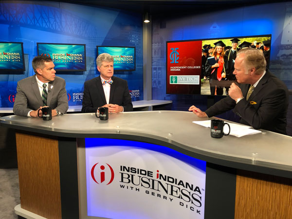 Preparing the whole student: ICI/Ivy Tech partnership creates new opportunities for Indiana high school grads—and the state