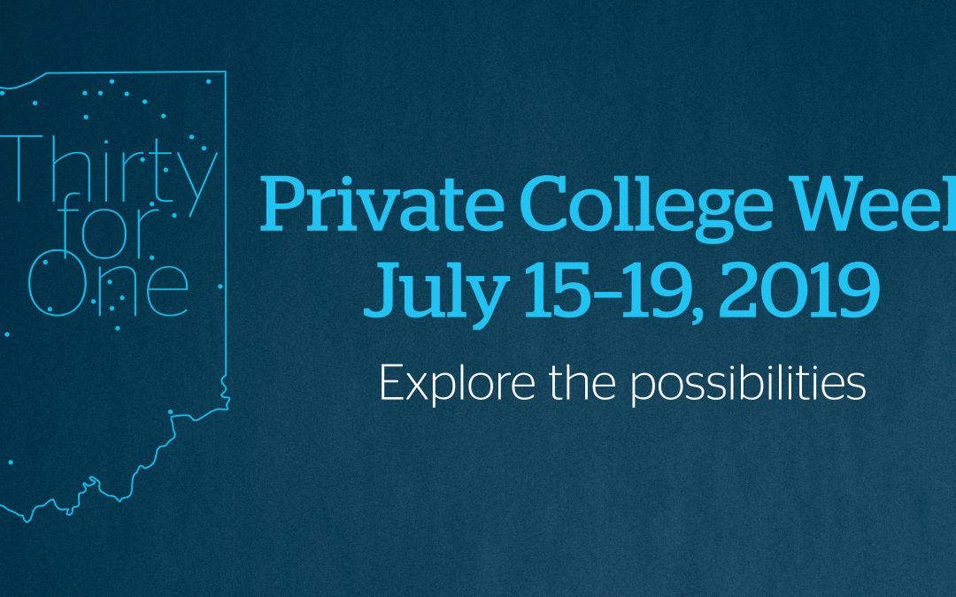 Explore the Possibilities: Indiana Private College Week is July 15–19