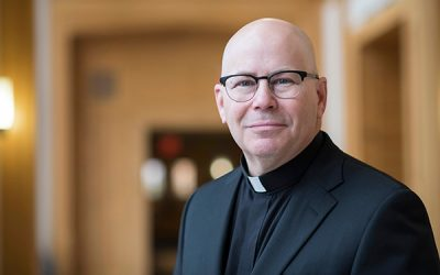 Rev. Dr. Eric Albert Zimmer appointed University of Saint Francis president
