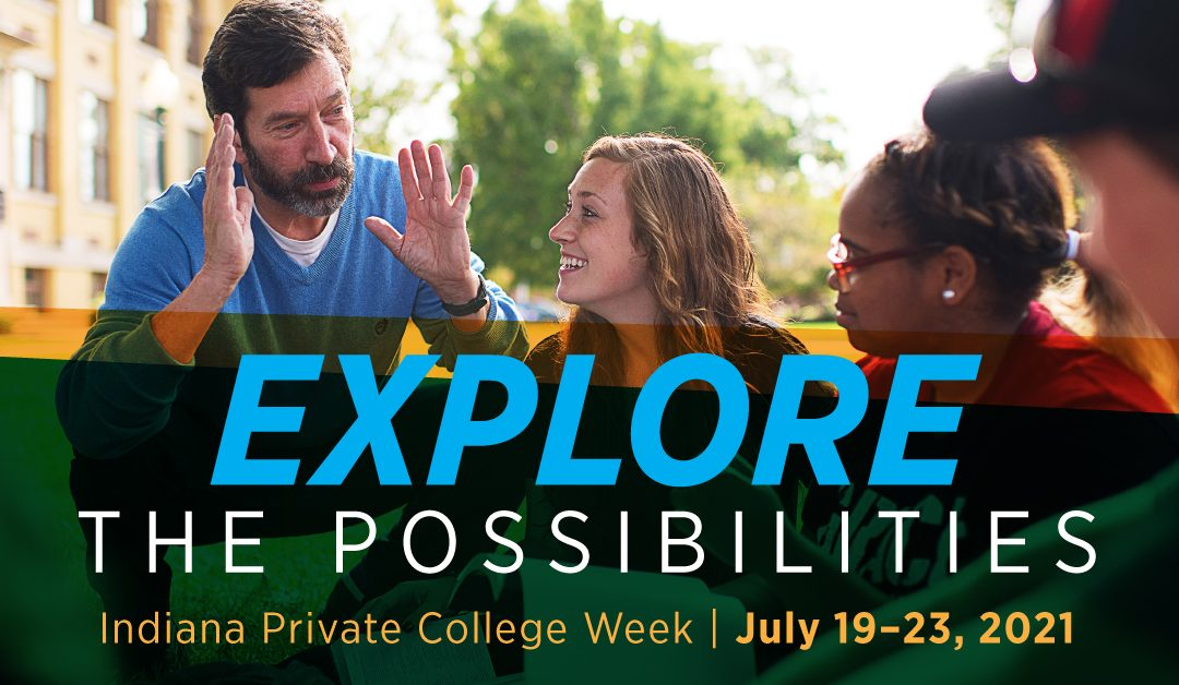 Indiana Private Colleges to Host Special In-Person and Virtual Visits July 19–23 for Private College Week